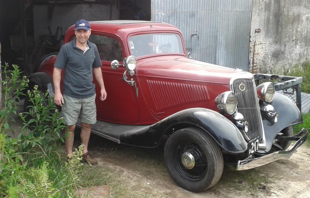 Abandoned Cars - Rio3 Sport Classic Cars